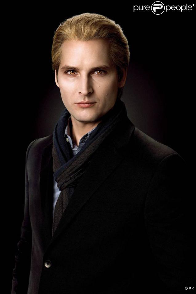 Peter Facinelli dans  Twilight .