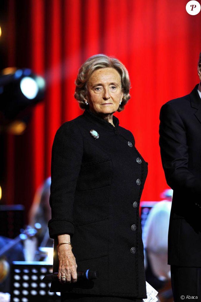 Bernadette Chirac Se Livre Cette Semaine Dans Paris Match