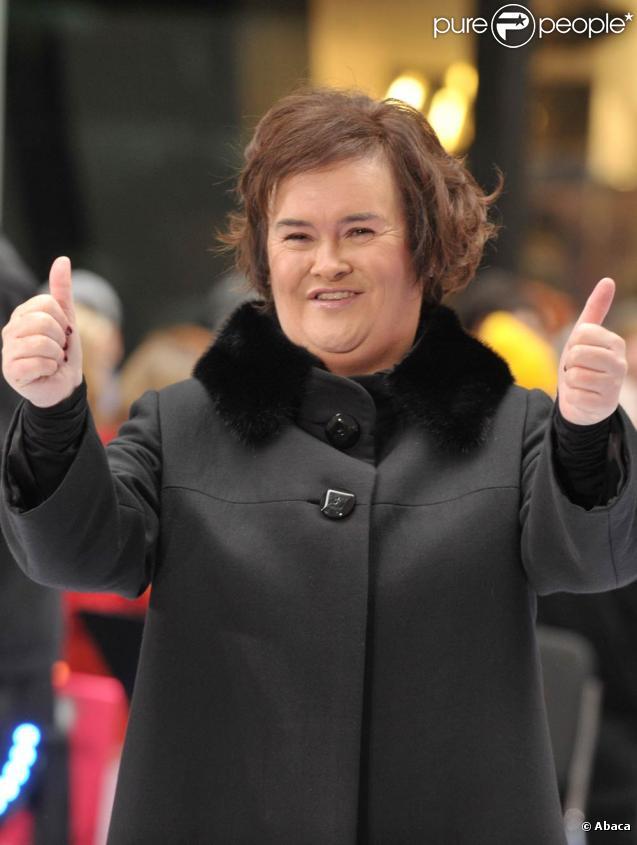 Susan Boyle n'en finit plus de battre des records de vente : aux Etats-Unis, elle a écoulé en une semaine plus de 700 000 copies de son premier album.
