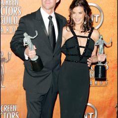 James Denton et Teri Hatcher - 11e Screen Actors Guild Awards à Los Angeles.