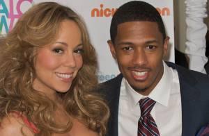 Mariah Carey : Quand la diva embrasse son mari, Nick Cannon, il est... dégoûté !