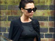 Victoria Beckham : Elle a bien du mal à tenir debout... regardez sa soirée mouvementée à Paris !