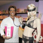 Titoff en blonde dans un sex-shop... va vous hypnotiser !