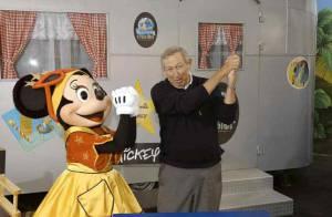 Roy Disney, neveu de Walt Disney, est mort...