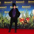 Bill Kaulitz à l'avant-première d' Arthur et la vengeance de Maltazard , à Berlin, le 22 novembre 2009.