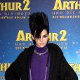 """""""Bill Kaulitz à l'avant-première d' Arthur et la vengeance de Maltazard , à Berlin, le 22 novembre 2009."""""""