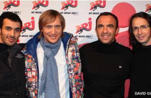 Ecoutez David Guetta vous faire découvrir un tube inédit : son nouveau titre avec... Madonna ! !