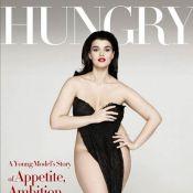 Découvrez le top Crystal Renn : De mannequin anorexique à modèle... grande taille !