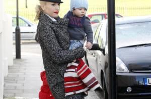 Gwen Stefani : un véritable défilé en famille... ses fils lui font de l'ombre !