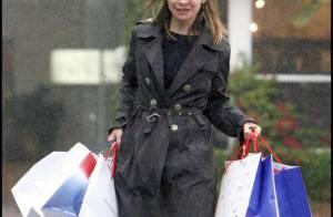 Calista Flockhart : Elle joue sa Mère Noël et affronte... la tempête !