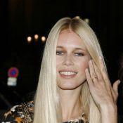 Claudia Schiffer : Traitement de faveur honteux pour le top model coincé dans l'Eurostar !