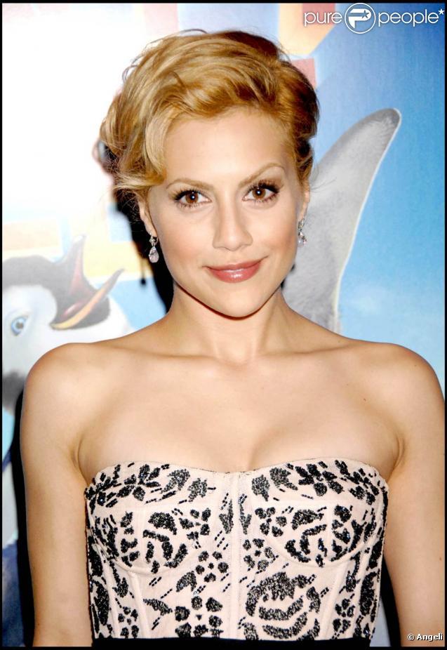 Brittany Murphy, décédée le 20 décembre 2009, à l'âge de 32 ans...