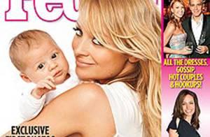 Bébés de stars : Nicole Richie et sa fille en couverture de People...