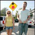 Jamie Spears et Jason Trawick, le 26 juin 2009.