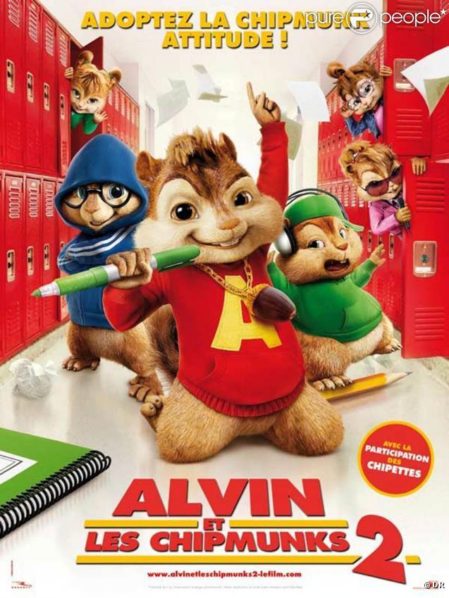 Alvin et les Chipmunks 2 ont été les seuls à tirer leur épingle du
