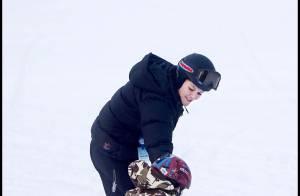 Victoria de Suède et son fiancé Daniel : De tendres moments neigeux en amoureux... ou presque !
