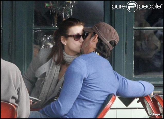 neil andrea and kate walsh. Kate Walsh accompagnée de ses