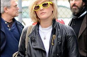 Drew Barrymore : Femme à lunettes, femme à... drôle de tête !