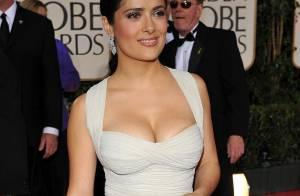 Les sublimes Salma Hayek, Megan Fox, Dita, Rihanna et les autres sont fières de... leur décolleté sexy !