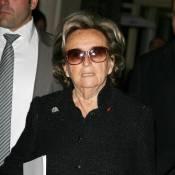 """Bernadette Chirac évoque très émue, la mise en examen de Jacques : """"Mon mari est un homme profondément honnête"""""""