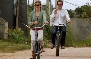 Kevin Bacon, sa chérie Kyra Sedgwick et leurs enfants : pour eux, tout roule !
