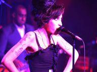 Amy Winehouse :  elle a donné un concert exceptionnel hier soir à la boutique Fendi