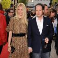 Claudia Schiffer  et son mari Matthew Vaughn