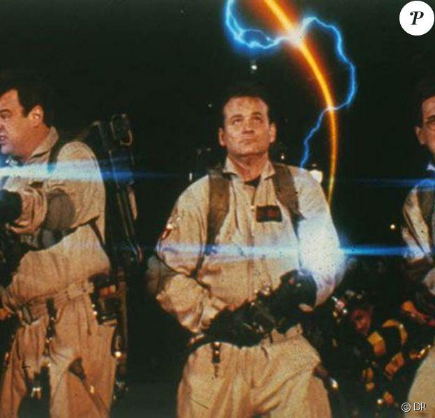 Des images de Ghostbusters...