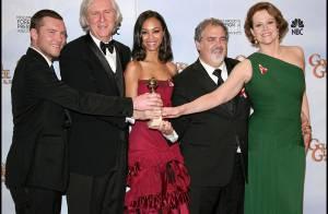 James Cameron et son Avatar, Robert Downey Jr fou d'amour... Admirez les gagnants des Golden Globes du cinéma !