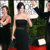 Golden Globes : Courteney, Chloë, Zoe... Plus magnifiques les unes que les autres dans leurs belles robes !