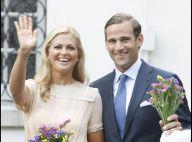 Madeleine de Suède : Son nid d'amour est parti en fumée, à quelques semaines de son mariage  !