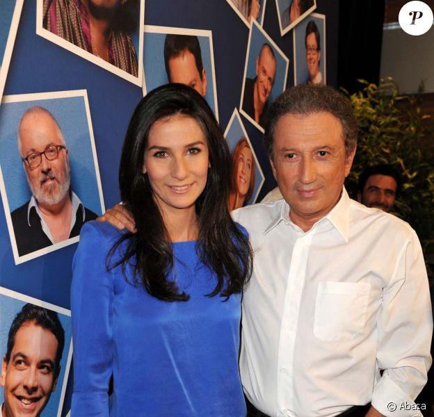 Michel Drucker animera la cérémonie 2010 des Molières, en compagnie de sa nièce, Marie Drucker.