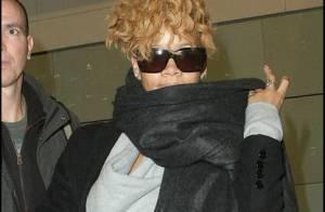Rihanna : Toujours opérationnelle pour Haïti... elle saute d'avion en avion !