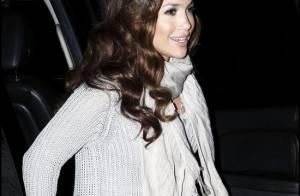 Jennifer Lopez : Quand elle sort en famille... c'est toujours sous grande escorte !