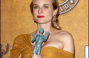 Screen Actors Guild Awards : Diane Kruger, Drew Barrymore, Sandra Bullock, Christoph Waltz, les récompensés de la cérémonie !