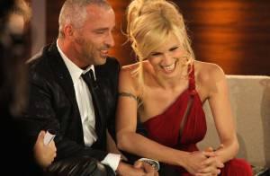 Eros Ramazzotti se rapproche de son ex, la superbe Michelle Hunziker, devant une Heidi Klum... bouche bée !