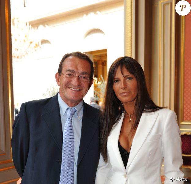 Nathalie Marquay et son mari Jean-Pierre Pernaut