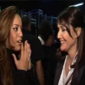 """EXCLU : Suivez la rigolote Amel Bent dans les coulisses d'une grosse fête... qui l'a rendue """"très contente"""" !"""