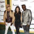 Les Black Eyed Peas à la première édition des Data Awards, le 28 janvier 2010, à Los Angeles !
