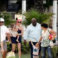 """""""Jennifer Lopez et ses enfants à Miami"""""""