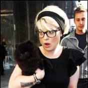 Kelly Osbourne : Elle a remplacé son mannequin chéri... par une boule de poils !
