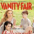 La couverture de Vanity Fair réalisée par Annie Leibovitz avec Kristen Stewart, Abbie Cornish et Carey Mulligan - édition mars 2010