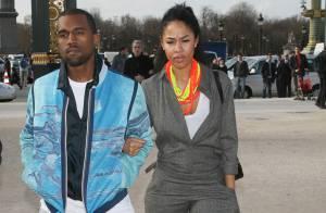 A Paris, Kanye West s'est souvenu de son premier amour : la mode !