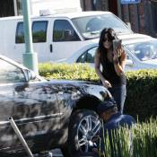 Vanessa Hudgens : victime d'un acte de vandalisme ?