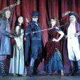 Laurent Bàn et la troupe de Zorro dans Baila Me, second extrait du spectacle !