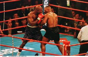 Mike Tyson contre Evander Holyfield : une troisième rencontre qui se précise....