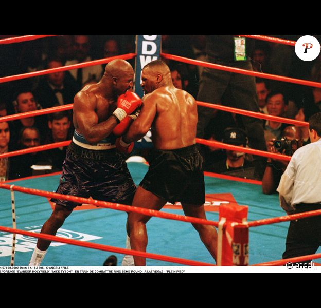Match Tyson-Holyfield le 14/11/96
