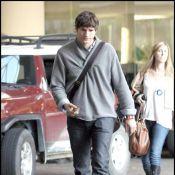 Ashton Kutcher : sans Demi Moore... c'est la déprime !