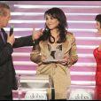 Isabelle Adjani sacrée meilleure actrice aux Globes de Cristal, à Paris, le 8 février 2010 !