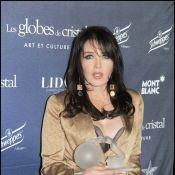 Regarder la merveilleuse Isabelle Adjani triompher aux Globes de cristal !